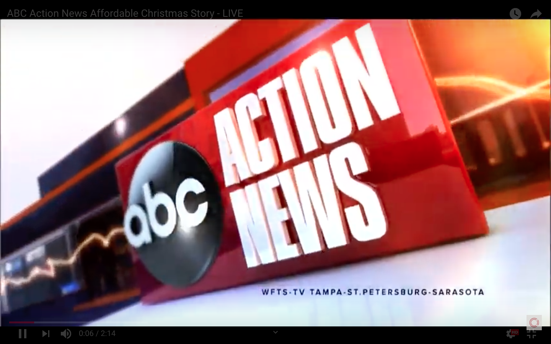 ABC Action News Affordable Christmas Story – LIVE