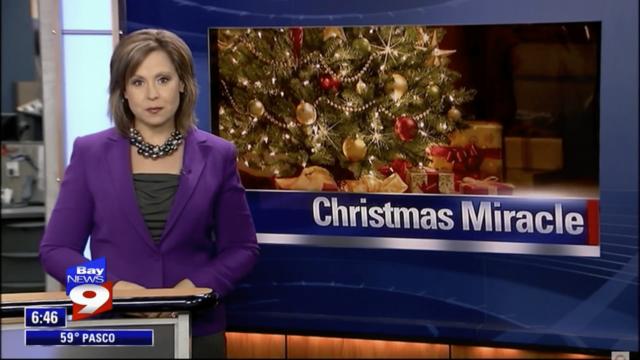 Bay News 9 Affordable Christmas Story