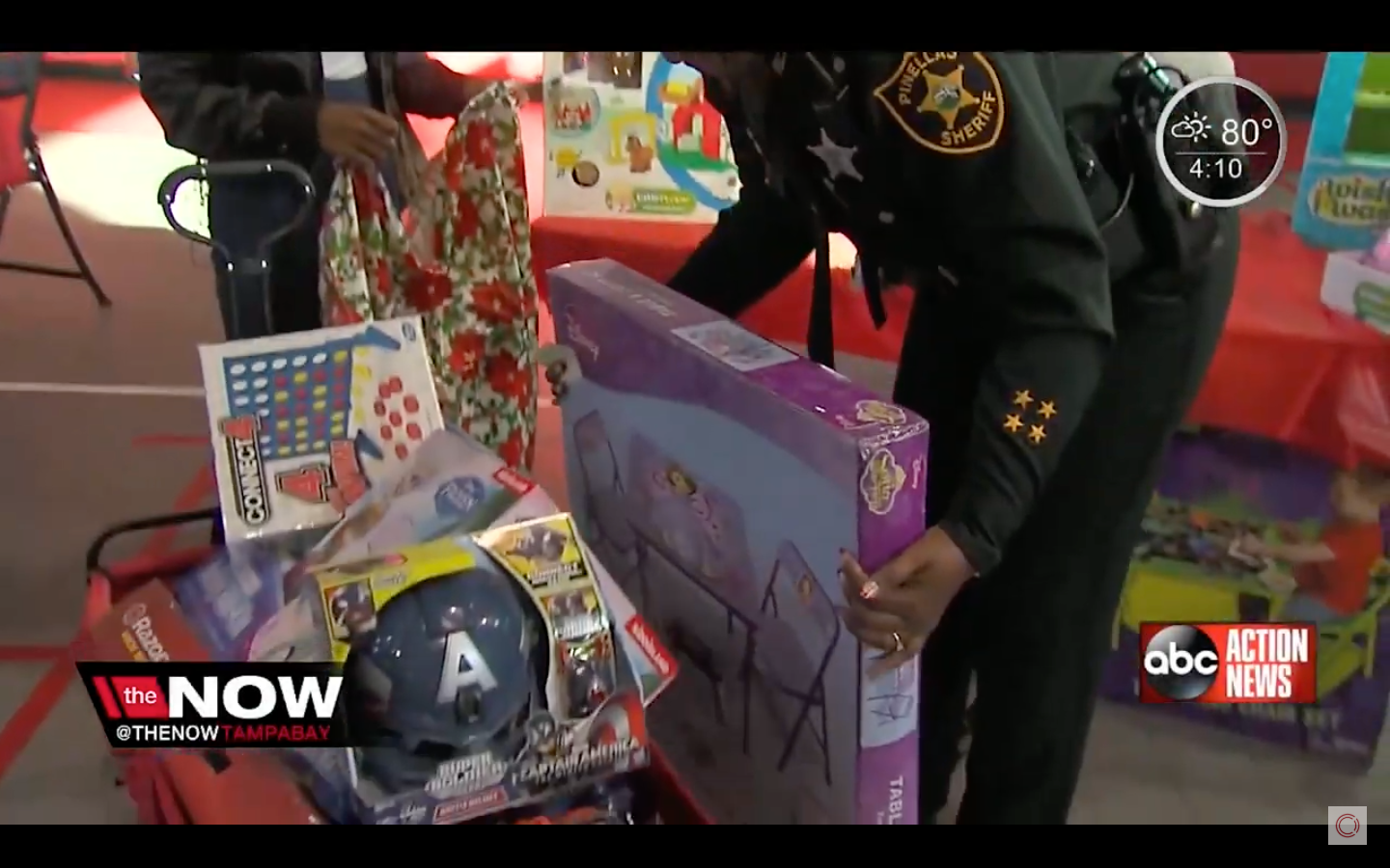 ABC Action News The Now Tampa Bay – Affordable Christmas Story